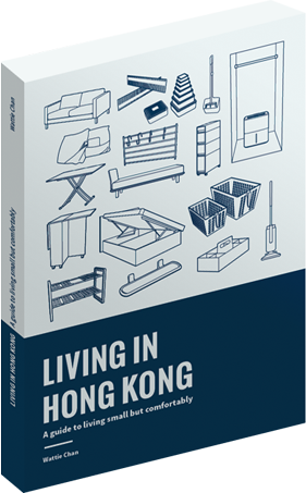 an ebook -living in hong kong Small but Comfortably
