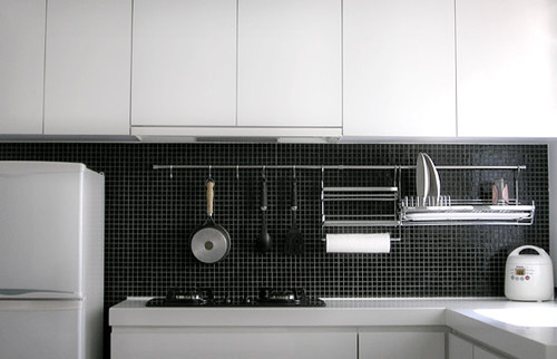 Space Saving Essentials For A Tiny Kitchen  Spaced Out