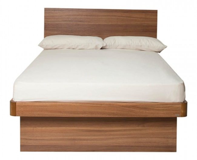 Pricerite bed frame with mattress