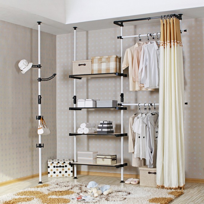 5 extra storage ideas for your small bedroom spaced out for Extra bedroom ideas